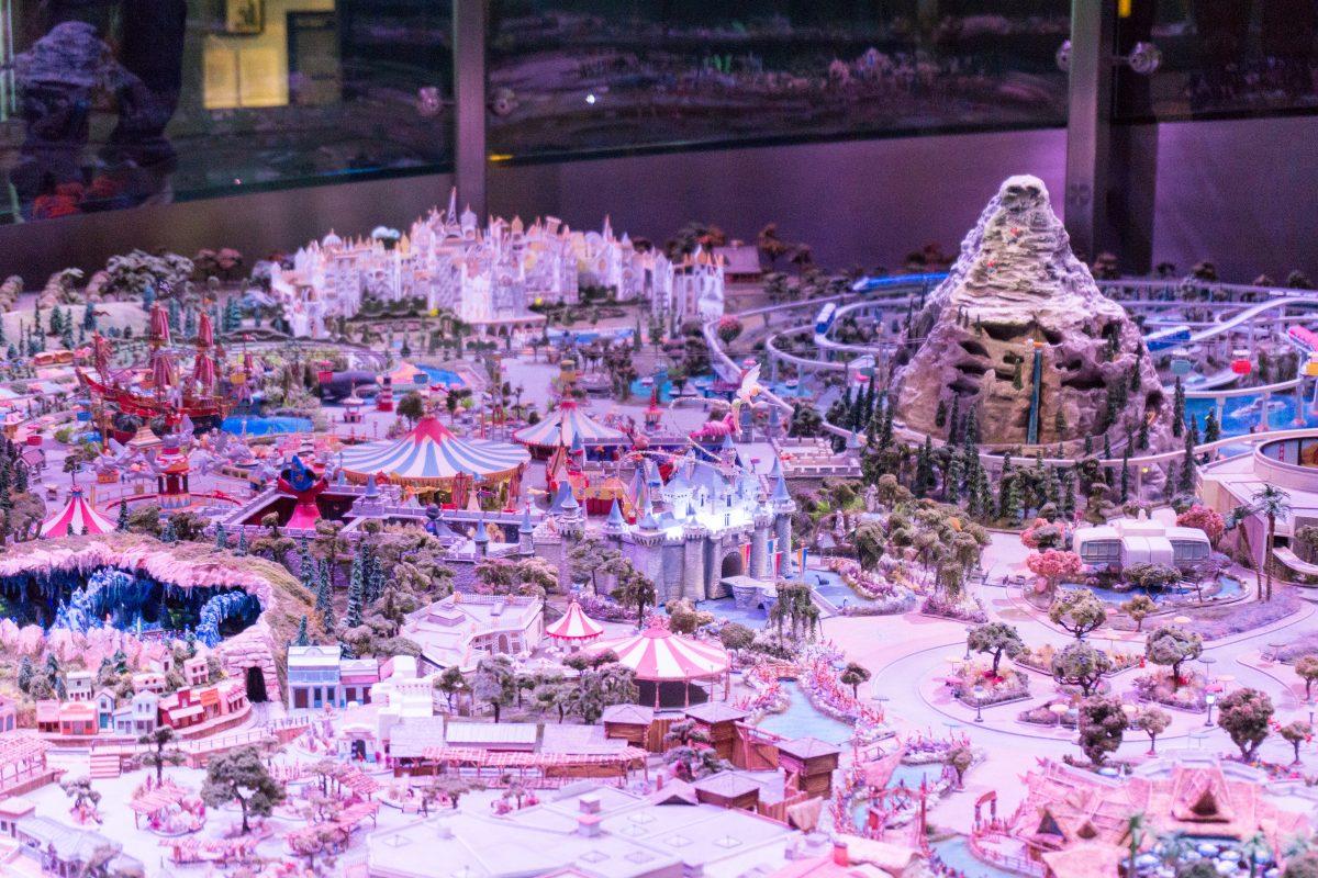 Disneyland Model