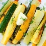 Grilled Squash and Zucchini – Simple Side Dish