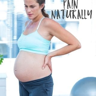Easing Pregnancy Pain Naturally