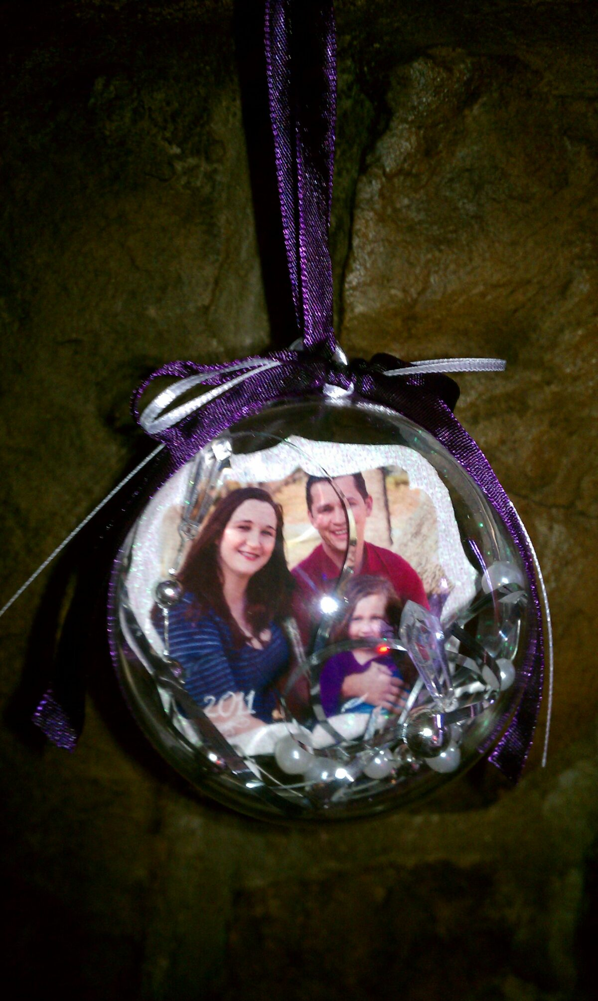 Diy Family Christmas Ornaments Jamonkey