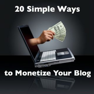 Making Money From Home | Monetizing Your Blog