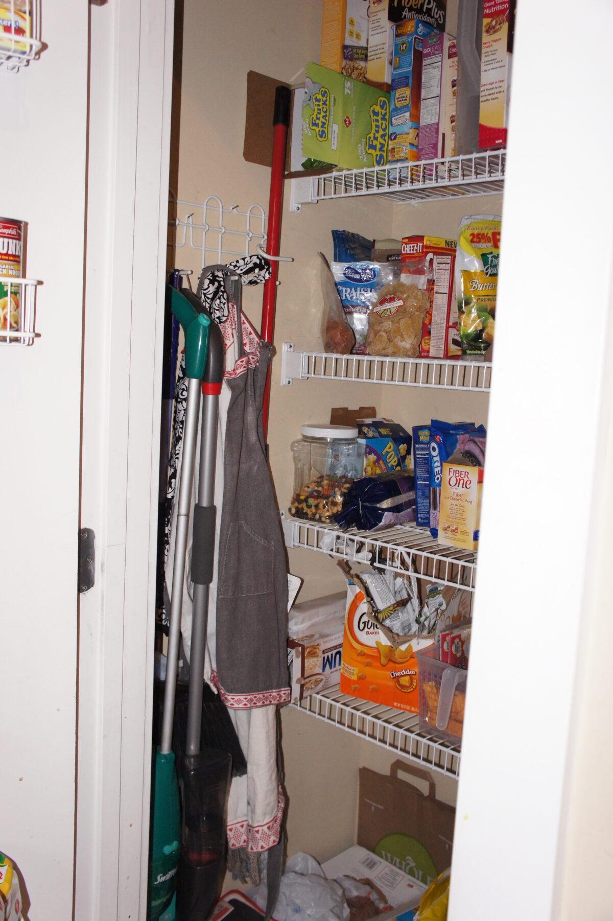 Organizing The Pantry And A Kids Hungry Box Jamonkey