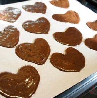 Valentine's Raspberry Brownie Cookies
