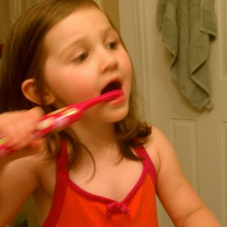Our Family is Taking the #HealthyHabits Oral Care Challenge