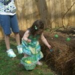 Easter Egg Hunting at Home | Easter Traditions with Kids