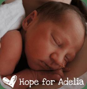 Hope for Adelia