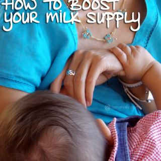 Do's & Dont's on How to Boost Your Milk Supply | Breastfeeding