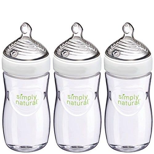 NUK Simply Natural Bottles