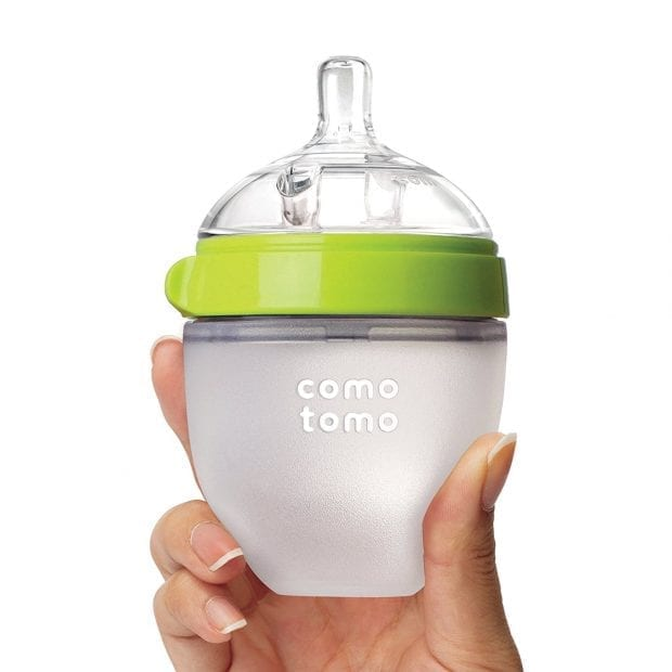 Comotomo Breastfeeding Bottles