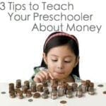 3 Tips to Teach Younger Children to Save Money