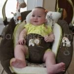 Ingenuity Automatic Bouncer Review from Kids II | Baby Gear