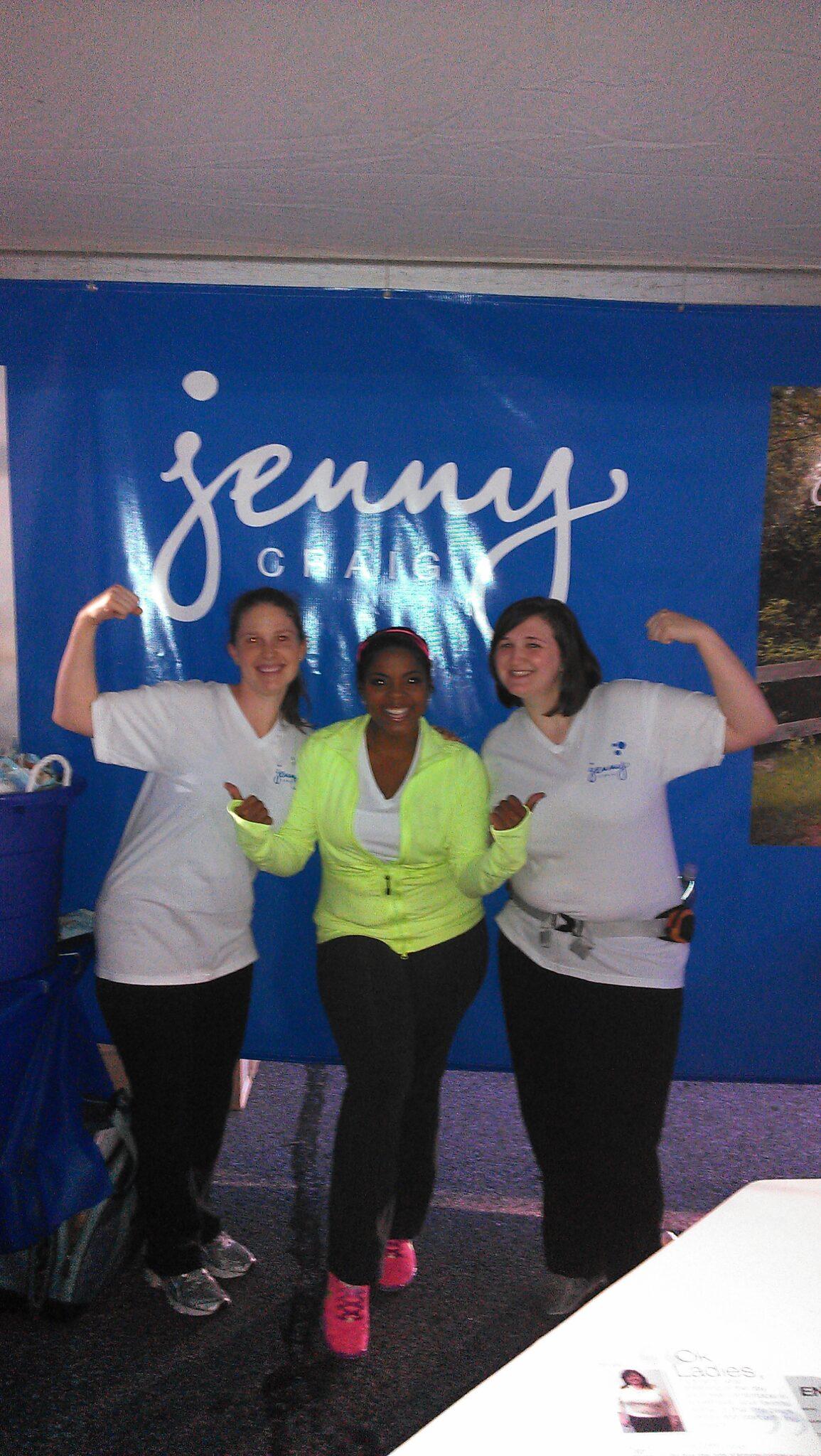Team Jenny Craig