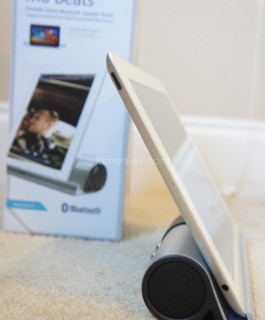 iLuv Mo'Beats Bluetooth Speaker Review