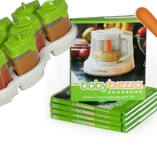 Benefits to Making Your Own Baby Food