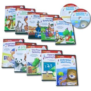 Baby Genius DVDs