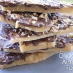 Chocolate Almond Toffee Recipe