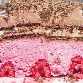 Easy Layered Ice Cream Cake – Kid Friendly Recipe