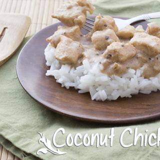 Gluten Free Coconut Chicken Recipe