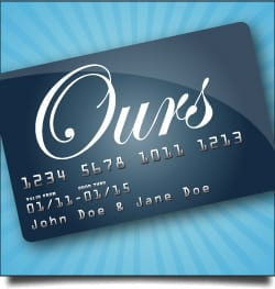 Joint credit cards – great idea or huge mistake?
