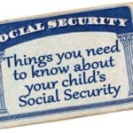 Things You Should Know About Your Childs Social Security Number