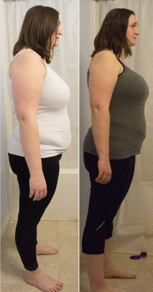 Shaklee weight loss before