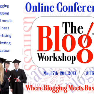 The Blog Workshop Online Conference – @TheBlogWorkshop