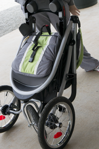 Fastaction Fold Click Connect Jogger From Graco