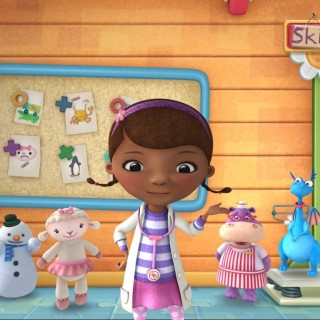 Disney Junior Doc McStuffins:Time For Your Check Up!