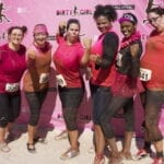 Getting Dirty Fit in the Dirty Girl Mud Run