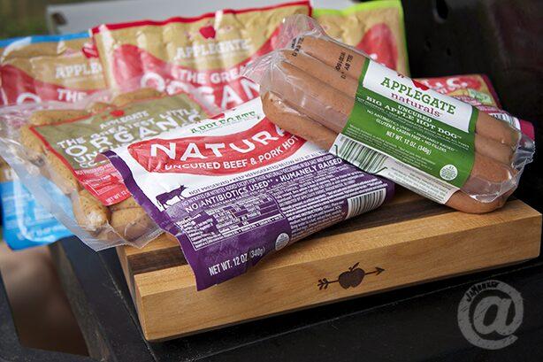 Applegate Hotdogs GIveaway