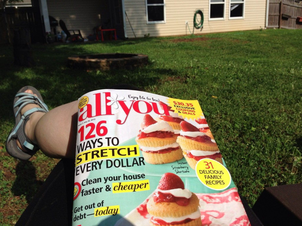 All You Magazine July