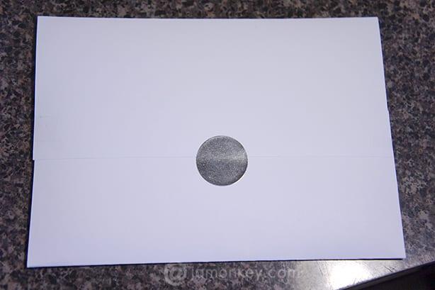 Self Mailing - Folding Invitations