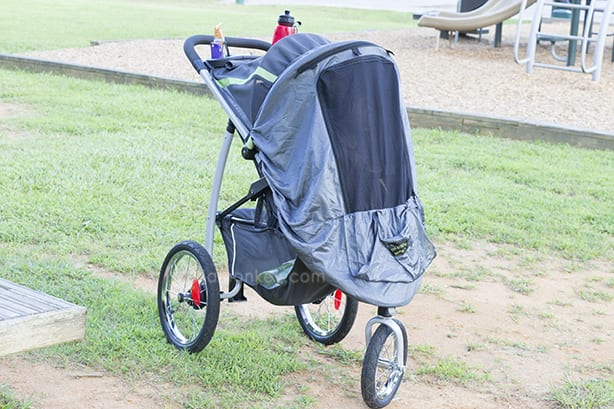 SnoozeShade - Stroller Cover
