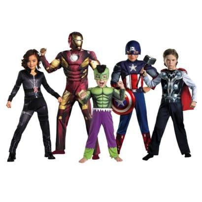 The Avengers Costume