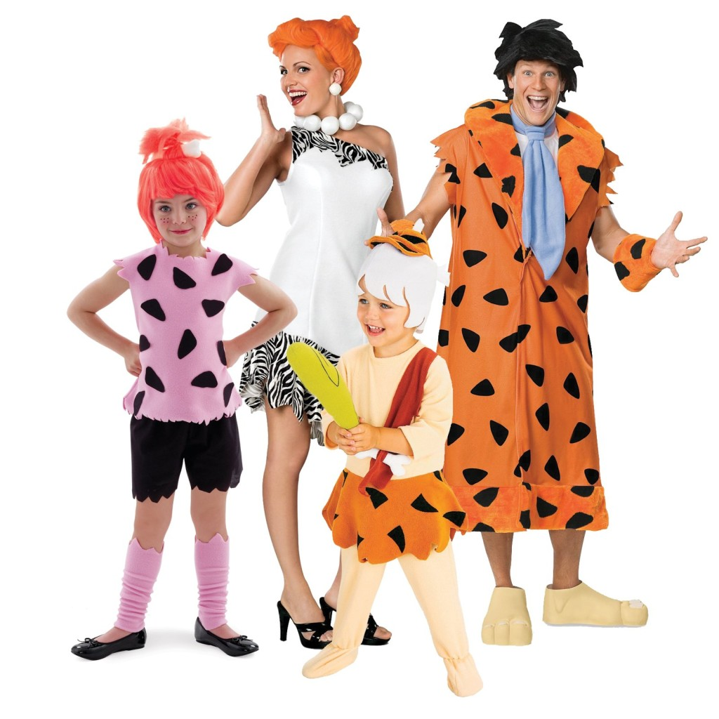 The Flintstones costume