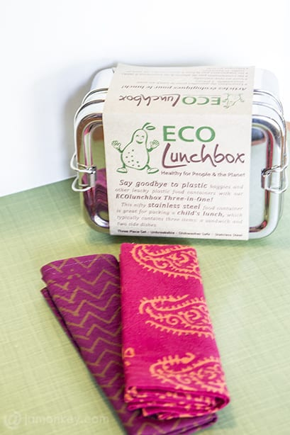 Eco Friendly Bento Lunchbox - Eco Lunchboxes