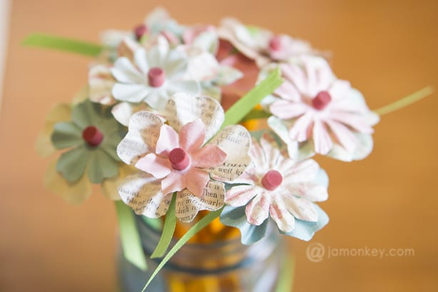 Pencil Flower Teacher Gifts