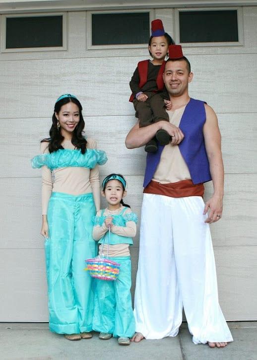Disney Aladdin Costumes