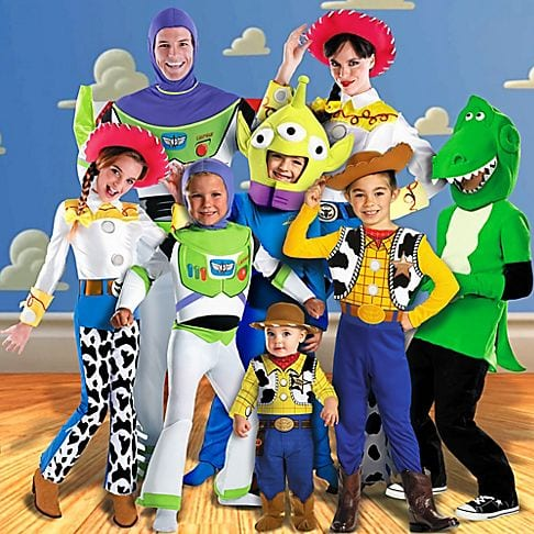 40 of the Best Family Costumes Ideas for Halloween - JaMonkey