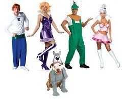 Jetsons Family Costume