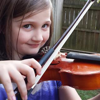 Starting Violin Lessons