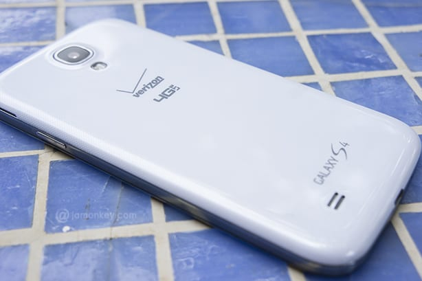 Samsung Galaxy S4 Review - Verizon Wireless | JaMonkey