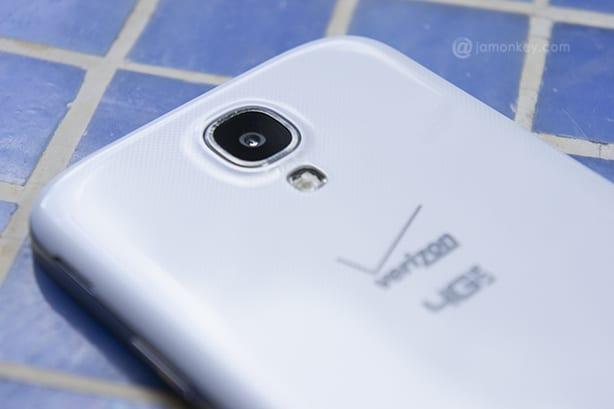 Verizon Wireless Samsung Galaxy S4