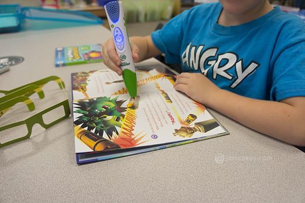 LeapFrog LeapReader Reading