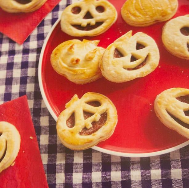 Homemade Pumpkin Poptarts