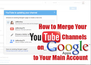 how to create multiple channels on youtube