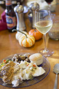 Pinot Grigio Wine Pairing for Thanksgiving