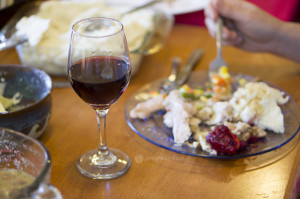 Pinot Noir Wine for Thanksgiving