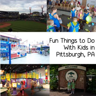 Fun Things to Do with Kids in Pittsburgh
