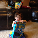 C is for Cereal – Post Sesame Street Cereal